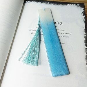 One Of A Kind Resin Bookmark